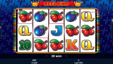 Being a King is a Funny Experience in Reel King Video Slot