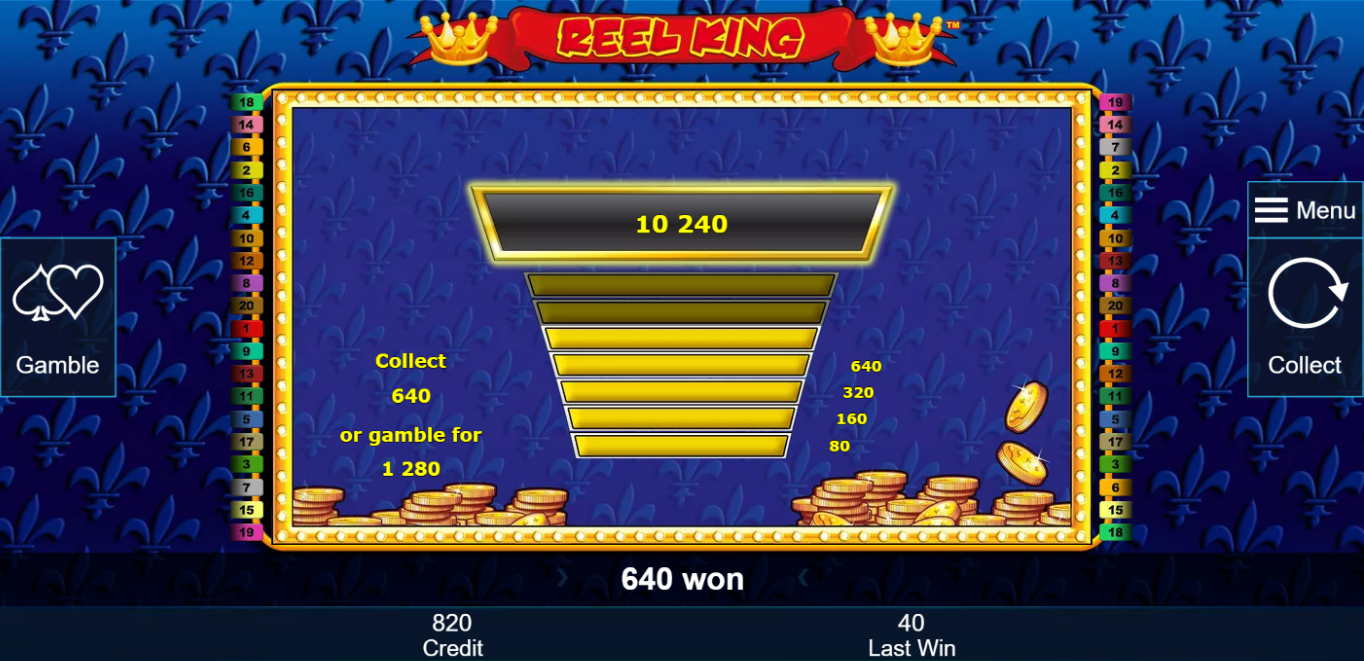 Play Reel King Online | Grosvenor Casinos